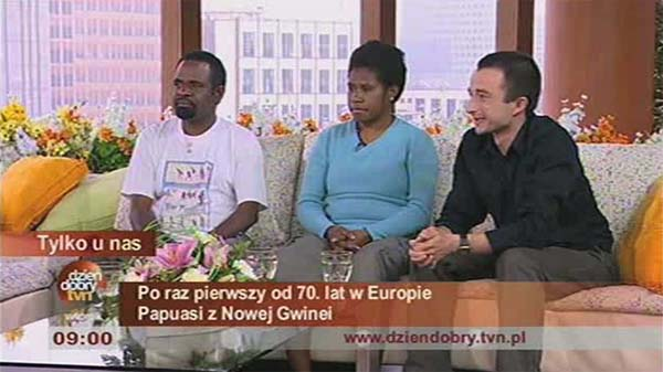 Dzień Dobry TVN - Papuasi