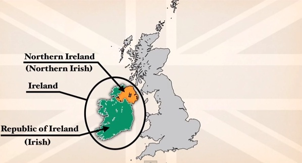 Republika Irlandii oraz Irlandia Północna