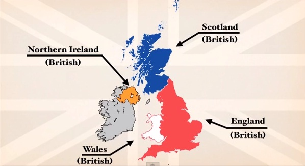 Wielka Brytania - Brytyjczycy