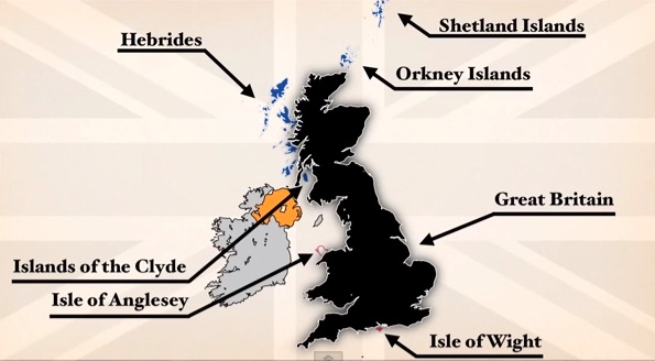 Wielka Brytania - Wyspy