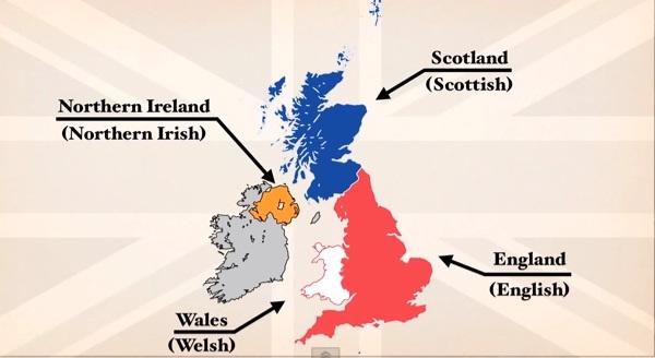 Wielka Brytania - narodowości