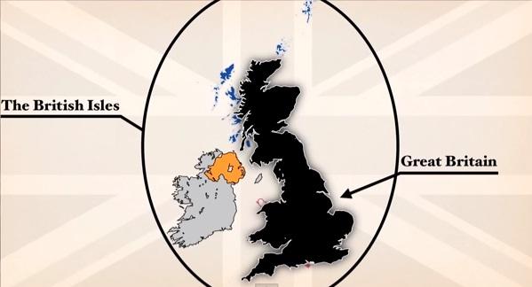 Wyspy Brytyjskie