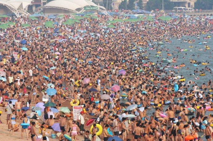 plaże w chinach 001