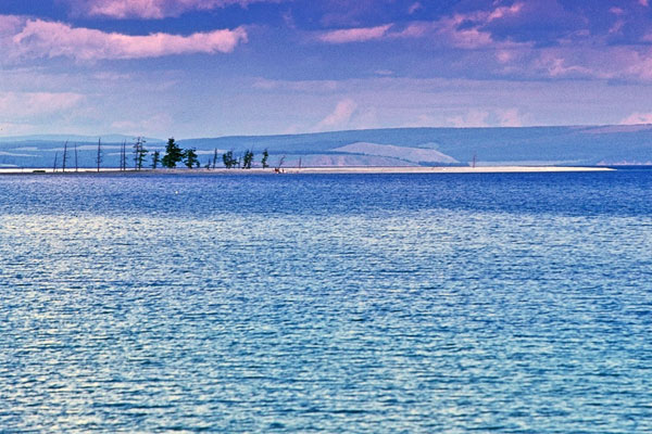 Jezioro Chubsuguł