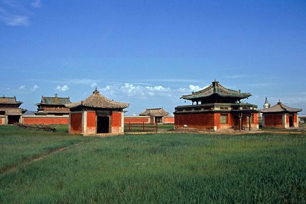 Erdene Dzuu Karakorum Mongolia