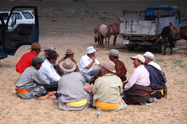 mongolski Nadam