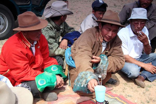 mongolska tabaka
