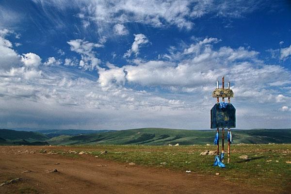 mongolskie owoo