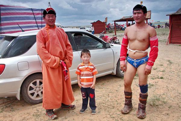 Święto Naadam.