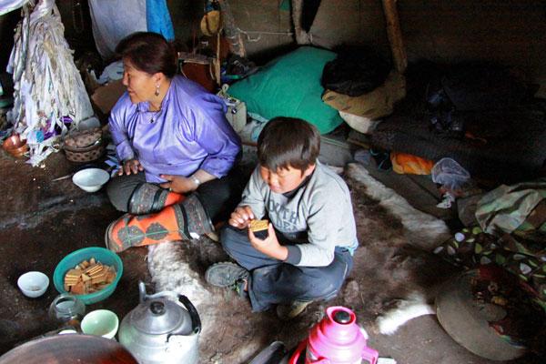 mongolska kuchnia