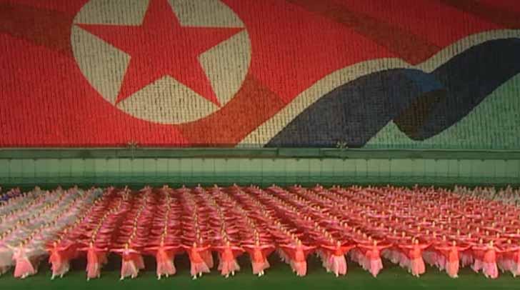 Korea Północna - Arirang