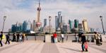 Chiny. Życie codzienne ulicy.