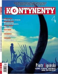Blogi z Drogi czyli… Republika Podróży w magazynie KONTYNENTY!