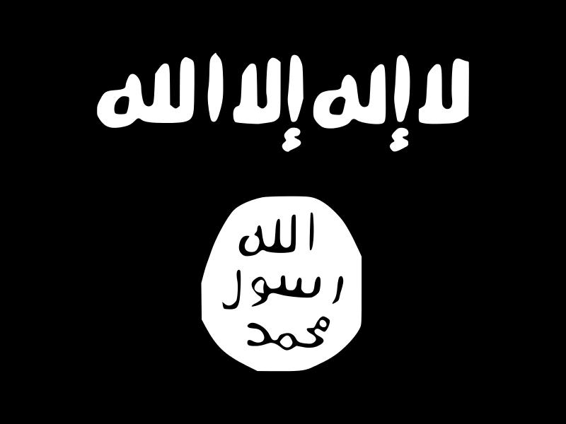 Państwo Islamskie - flaga