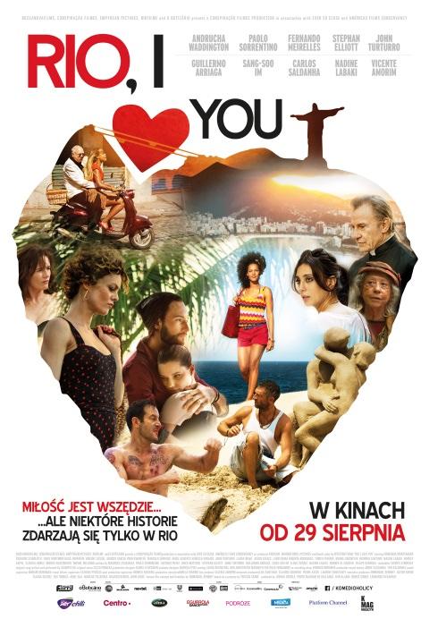 Rio I Love You - Plakat