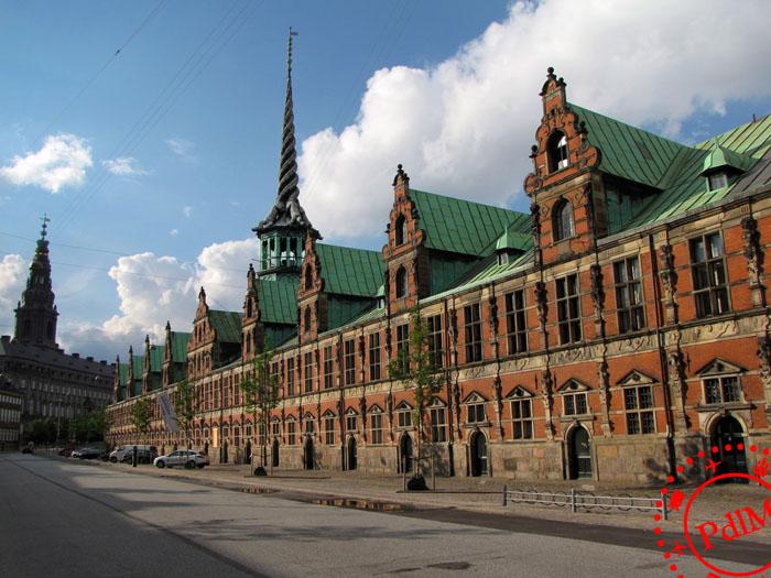 Kopenhaga jak z baśni Andersena