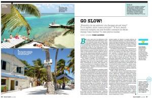 Go Slow czyli… Republika Podróży w magazynie WITAJ W PODRÓŻY!