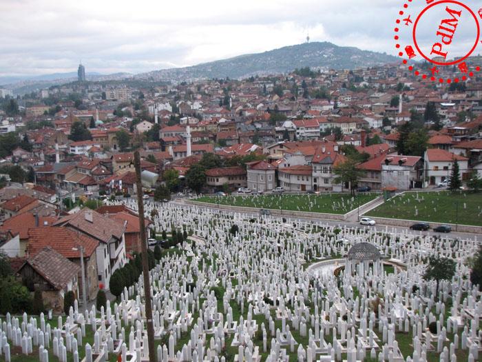 Sarajewo - stolica z wielką historią