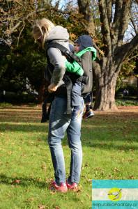 Nosidło Baby Bjorn Baby Carrier WE
