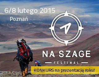 Festiwal Podróżniczy Na Szage