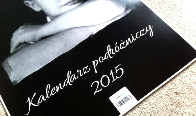 Kalendarz Podróżnika 2015