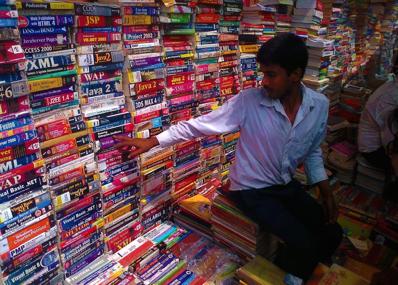 Książki o Indiach
