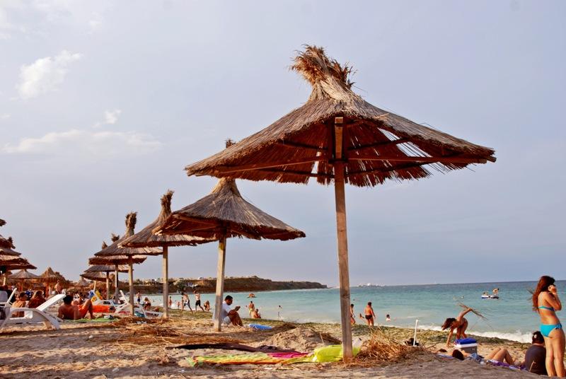 Plaże w Rumunii