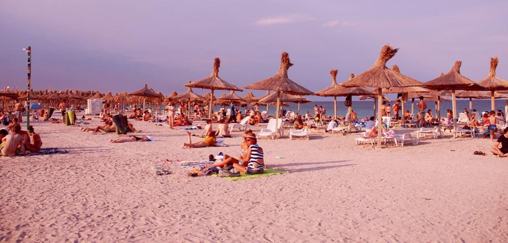 Rumunia plaże