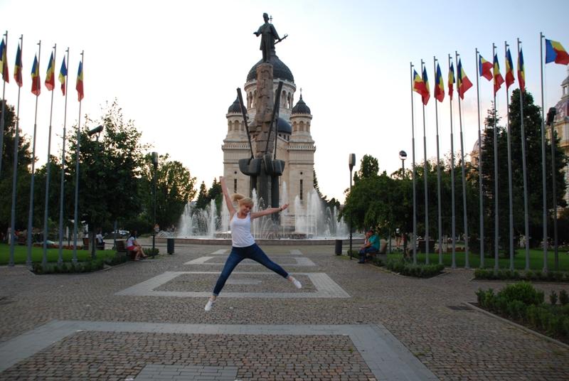 Cluj Rumunia