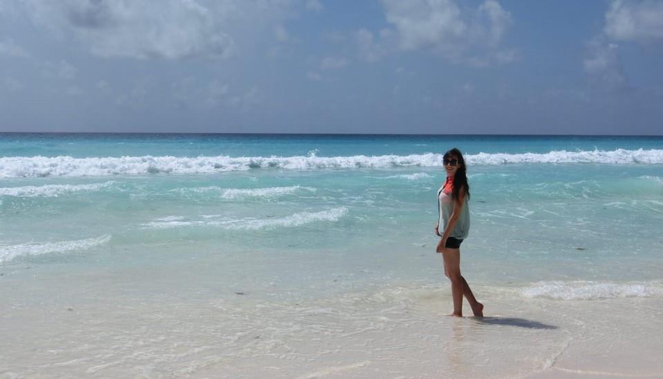 Cancun, Morze Karaibskie