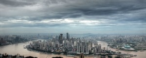 Chongqing – Największe miasto świata.