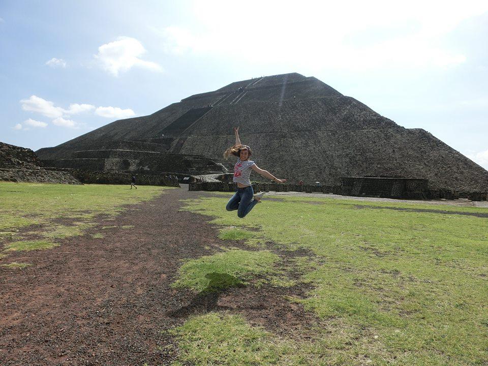Piramidy Teotihuacán