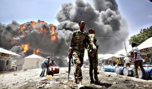 """Somalia – relacja z państwa widma; poznaj """"Dryland"""" Konrada Piskały"""