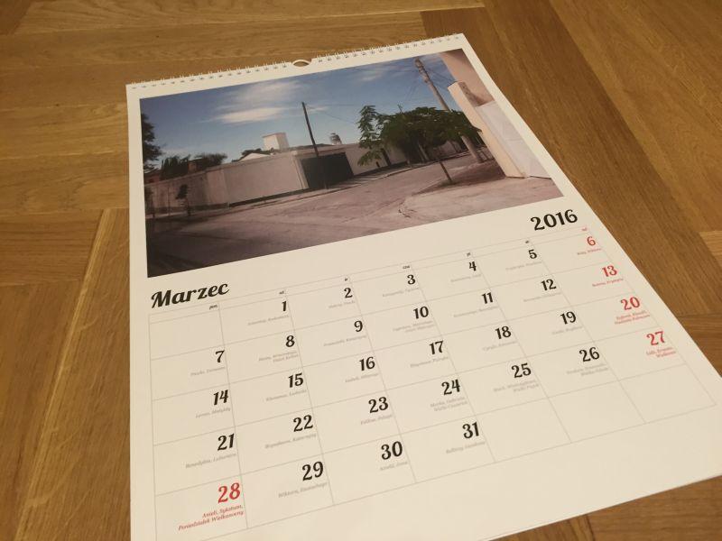 Fotokalendarz Empik Foto